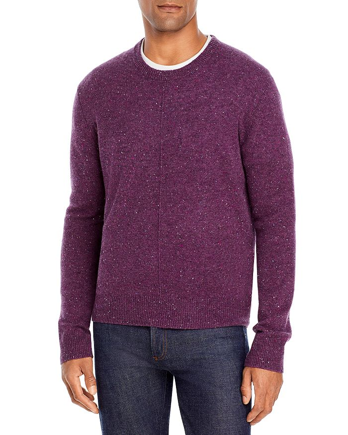 ATM Anthony Thomas Melillo - Cashmere Donegal Fleck Slim Fit Sweater