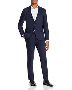 HUGO - Anfred & Heiron Washable Wool Plaid Slim Fit Suit Separates