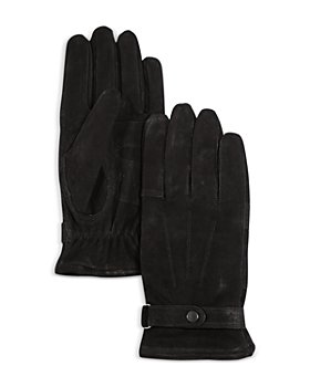 Barbour - Wilkin Fleece Lined Leather Gloves