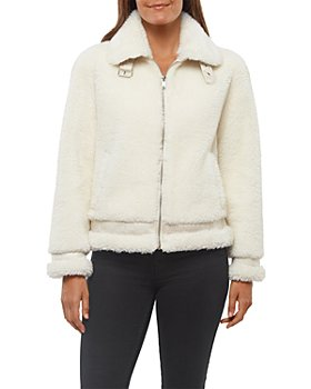 Sanctuary - Faux Shearling Jacket