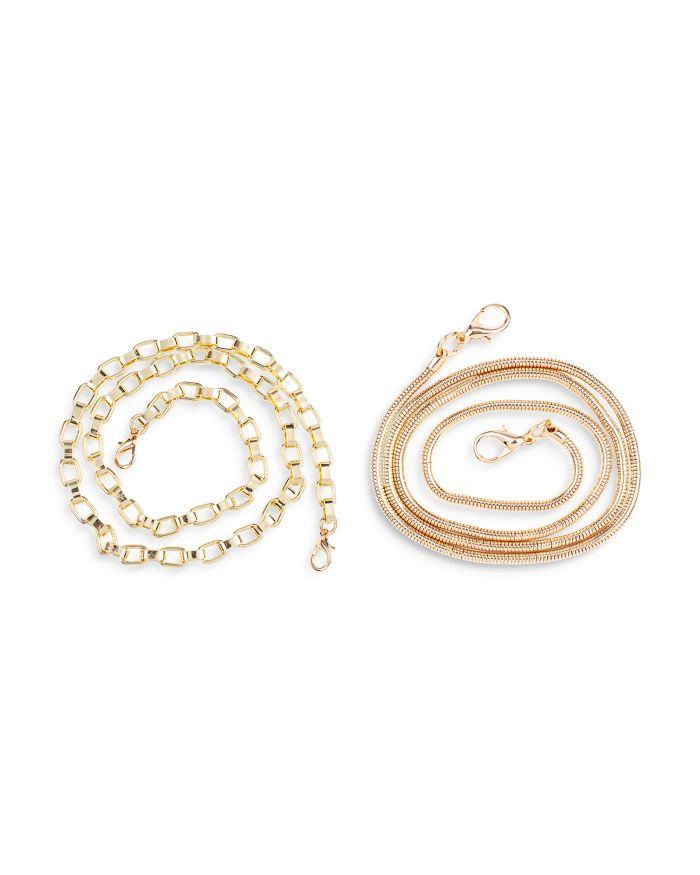 Sol & Selene Echo Face Mask Chains - Set of 2    Bloomingdale's