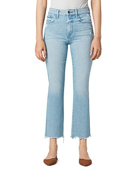 Joe's Jeans - Callie Cropped Bootcut Jeans in Sunny