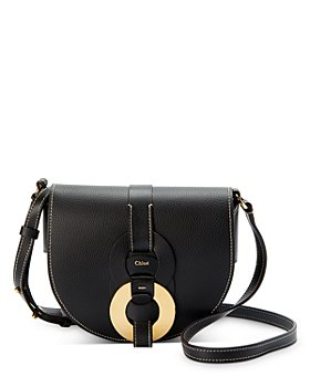 Chloé - Small Darryl Saddle Crossbody