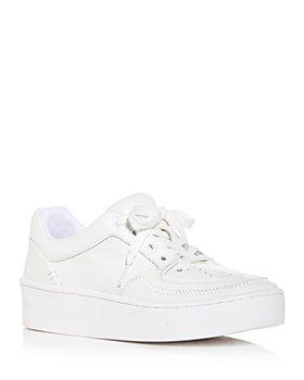 SCHUTZ - Women's Bailey Low Top Platform Sneakers