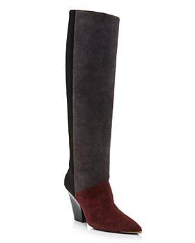 Tory Burch - Women's Lila 90 High Heel Boots