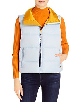 Tory Burch - Reversible Down Puffer Vest