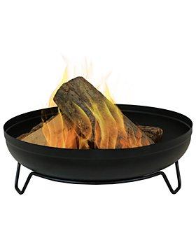 Sunnydaze Decor - Steel Fire Pit Bowl