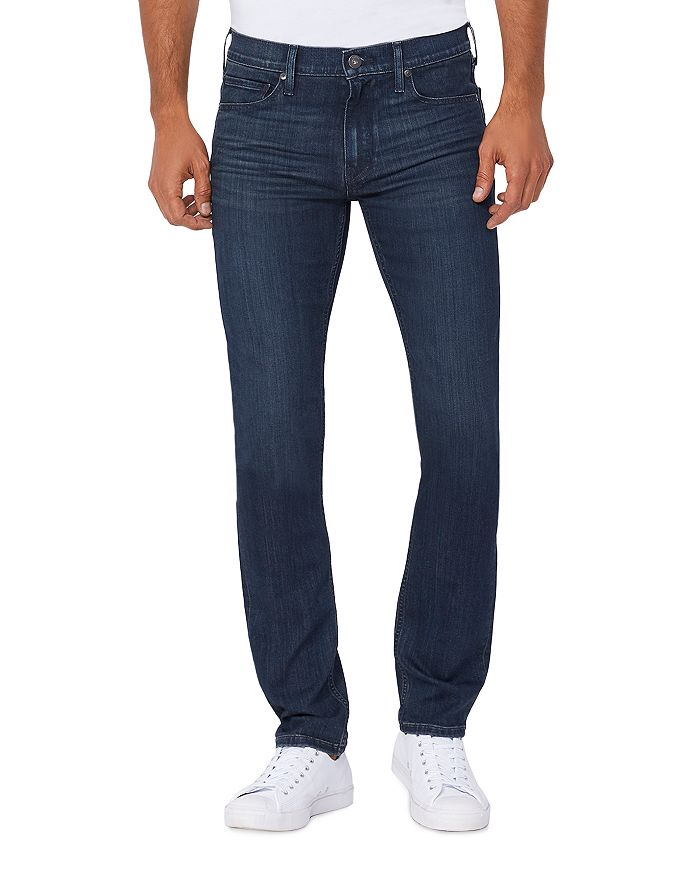 Paige Lennox Slim Fit Skinny Jeans