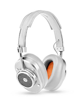 Master & Dynamic - MH40 Silver Wireless Headphones