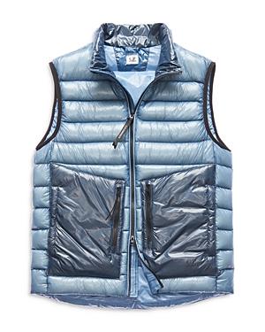 C.p. Company Down Puffer Vest-Men