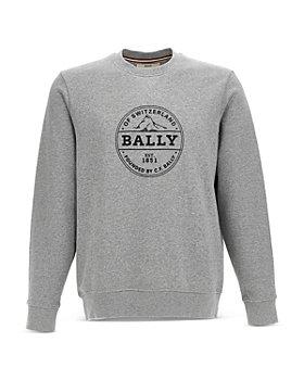 Bally - Cotton Logo Sweatshirt
