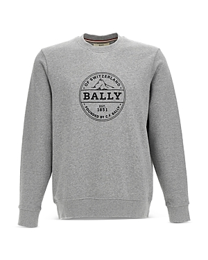 Bally Cotton Logo Sweatshirt