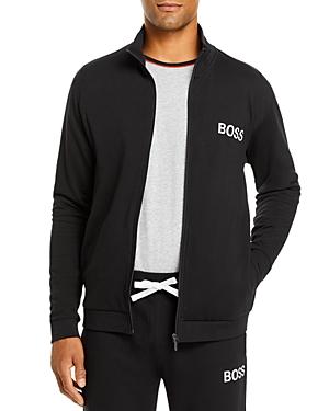 Boss Ease Zip-Front Jacket