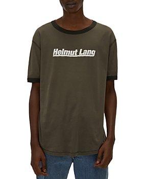 Helmut Lang - Base Layer Retro Tee