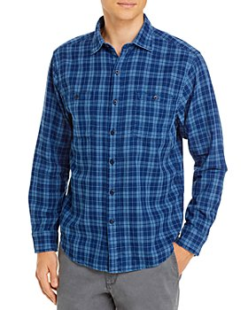 Tommy Bahama - Double Indigo Regular Fit Button-Down Shirt
