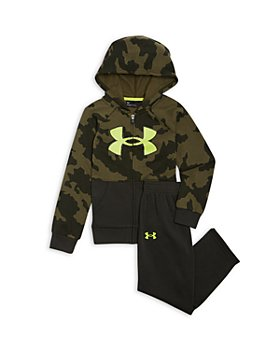 Under Armour - Boys' Fury Zip Hoodie & Pants Set - Little Kid