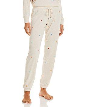 PJ Salvage - Rainbow Hearts Pajama Pants