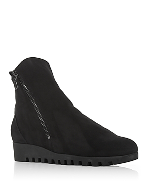 Women's Lomage Leather Booties