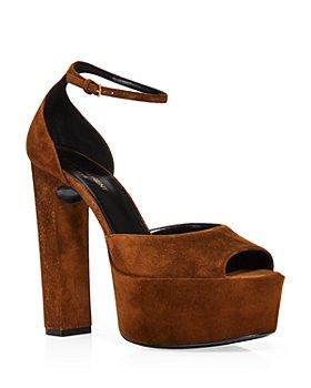 Saint Laurent - Women's Jodie Platform Sandals