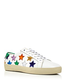 Saint Laurent - Women's Star Sneakers