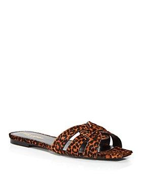 Saint Laurent - Women's Nu Pieds Slide Sandals