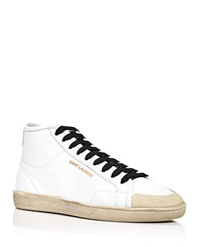 Saint Laurent - Women's SL39 Mid-Top Sneakers
