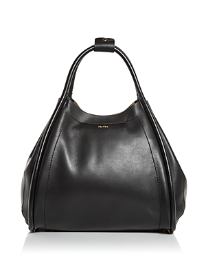 Max Mara Marin Medium Leather Shoulder Bag-Handbags