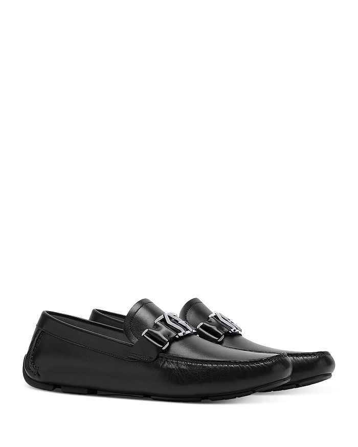 Salvatore Ferragamo - Men's Peter Moc Toe Drivers