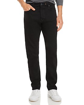 G-STAR RAW - Scutar 3D Slim Jeans in Pitch Black