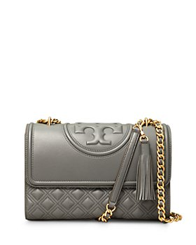 Tory Burch - Fleming Medium Quilted Leather Convertible Shoulder Bag