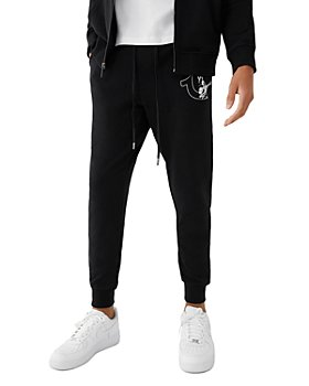 True Religion - Half Logos Great Revolt Jogger Sweatpants