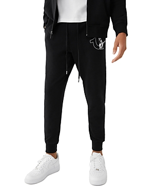 True Religion HALF LOGOS GREAT REVOLT JOGGER SWEATPANTS