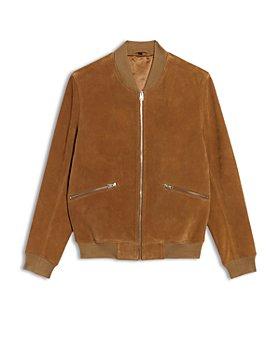 Sandro - Monaco Suede Jacket