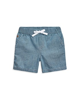 Ralph Lauren - Boys' Chambray Shorts - Baby