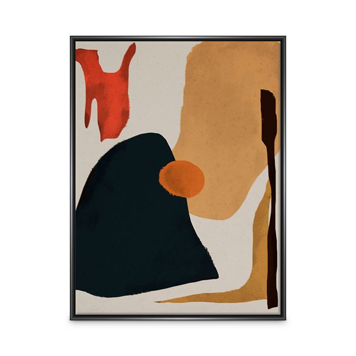 Whom Home - Abstract Sunset Wall Art Collection