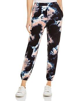 AQUA - Printed Jogger Pants - 100% Exclusive