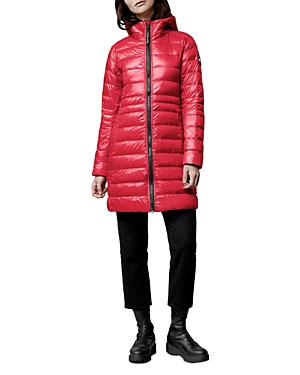 Canada Goose Clothing CYPRESS PACKABLE HOODED DOWN JACKET