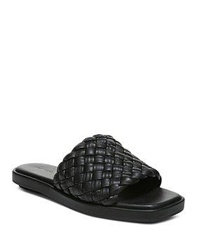Vince - Women's Rumi Slip On Woven Sandals