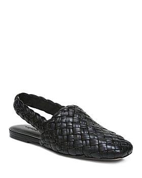 Vince - Women's Cadot Woven Slingback Sandals