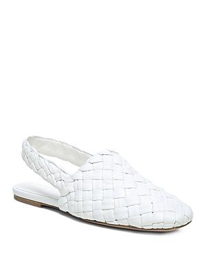 Vince Women's Cadot Woven Slingback Sandals