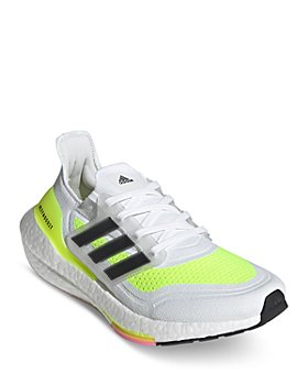 Adidas - Women's Ultraboost 21 Lace Up Sneakers