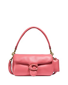 COACH - Pillow Tabby Small Leather Shoulder Bag