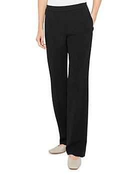 Theory - Pull On Straight Leg Pants