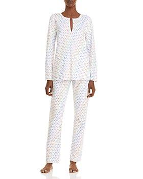 Roller Rabbit - Disco Hearts Cotton Pajamas