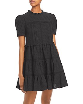 AQUA - Clip Dot Dress - 100% Exclusive