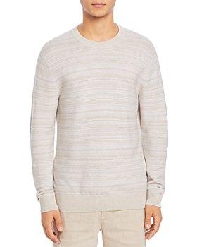 Michael Kors - Links Striped Crewneck Sweater