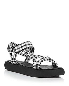 AQUA - Women's Tenly Platform Sandals - 100% Exclusive