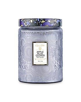 Voluspa - Apple Blue Clover Large Jar Candle
