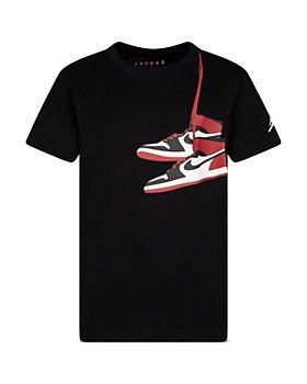 JORDAN - Boys' Air Jordan 1 Sneaker Tee - Big Kid