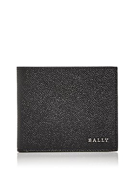 Bally - Essence Leather Bifold Wallet